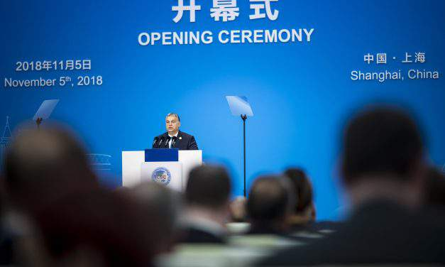 Orbán: China appreciates robust growth in Central Europe