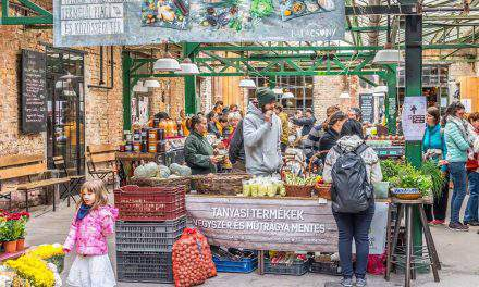 The best autumn farmers markets in Budapest
