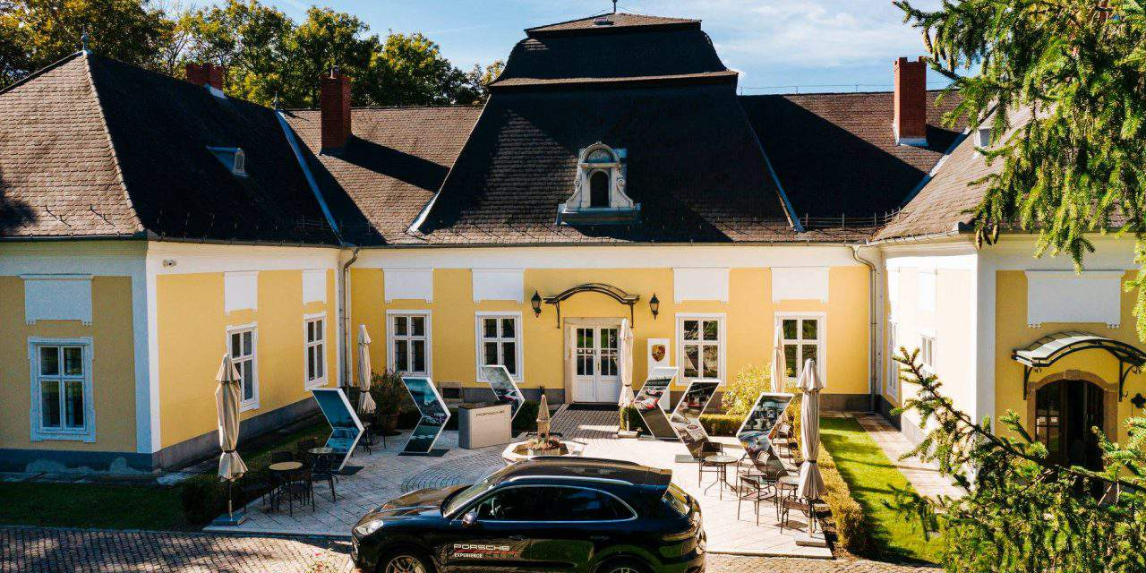 Hungarian castle hotel among Europe's bests – photo gallery