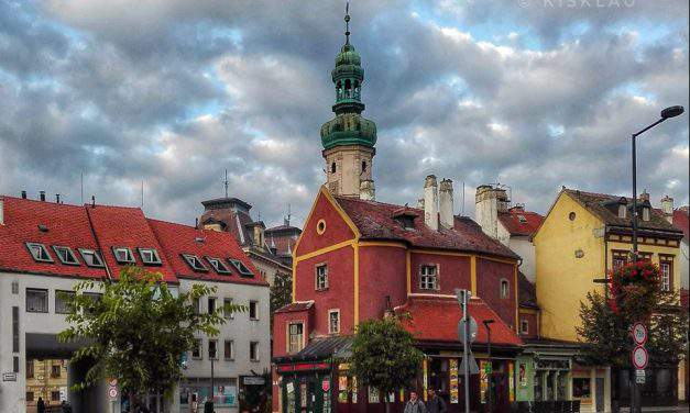 Sopron, the Hungarian city that is full