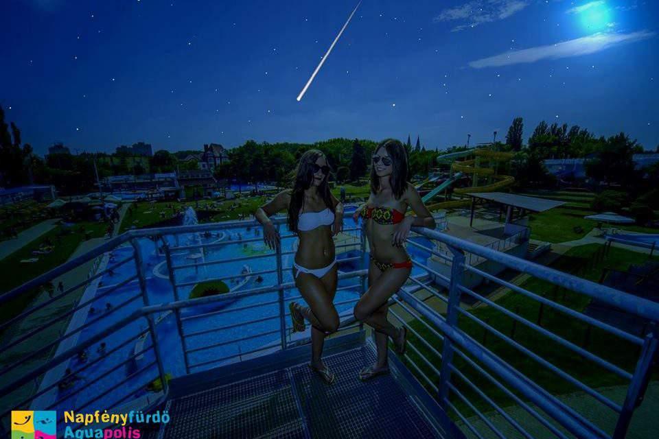 6 Hungarian baths to enjoy at night