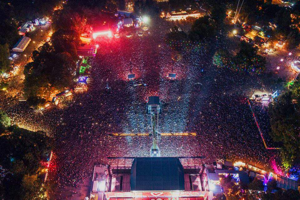 Sziget announces The National as final headliner