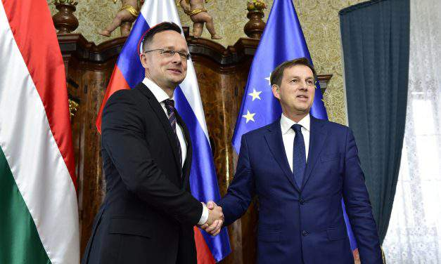 Hungarian – Slovenian stance: Europe must be able to defend external borders