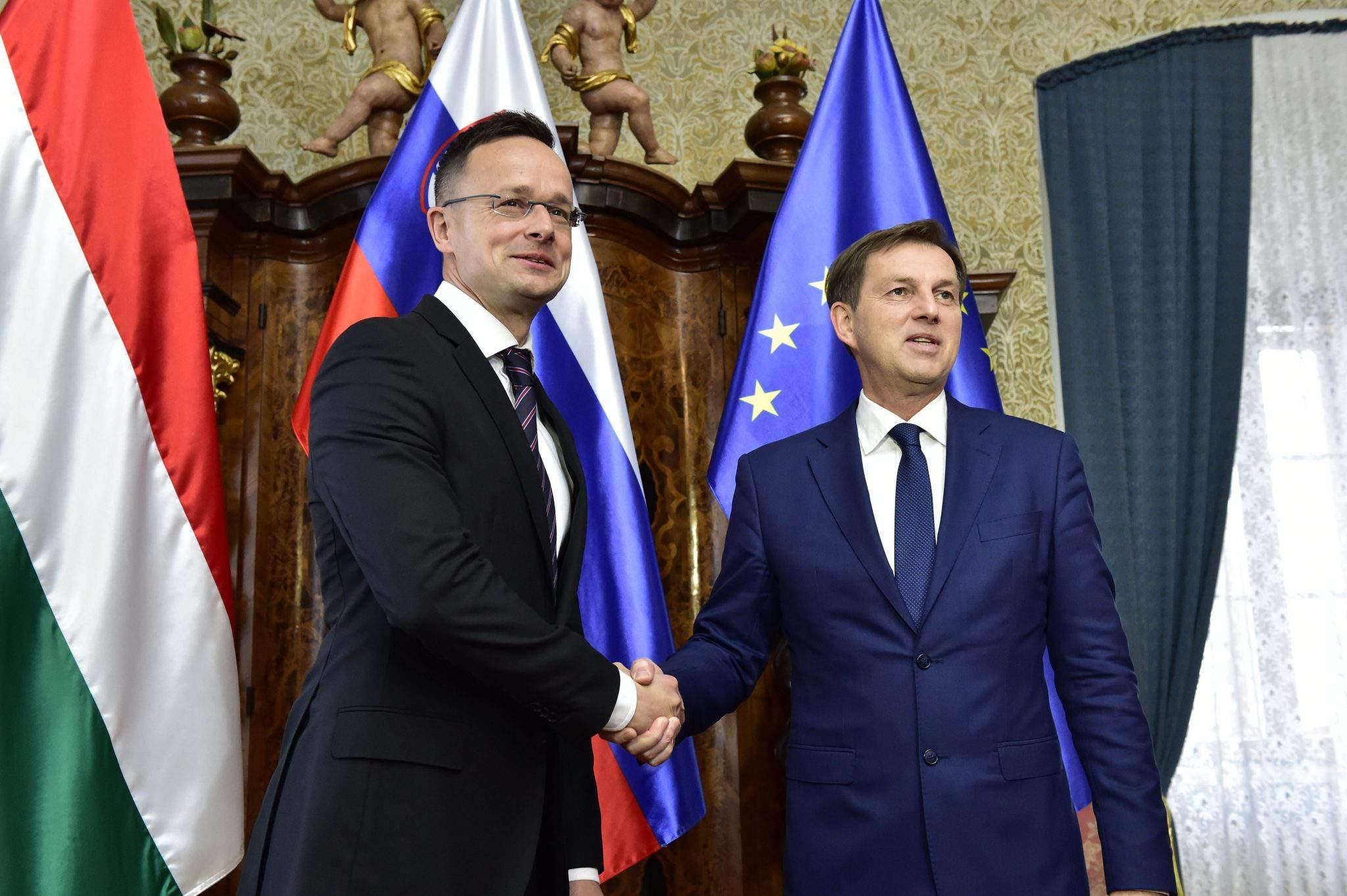 Hungary Slovenia