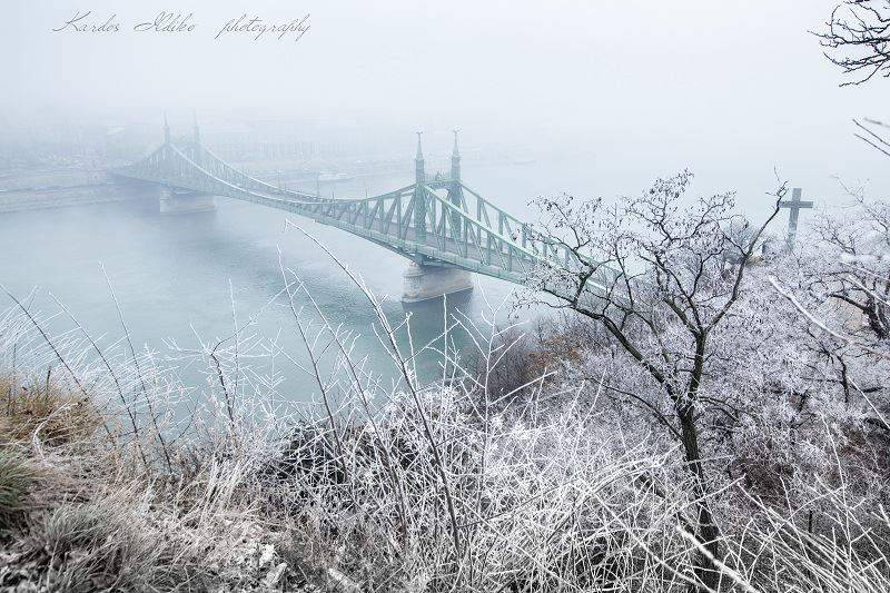 The first snow of 2018: Budapest looks beautiful in white – Photo Gallery