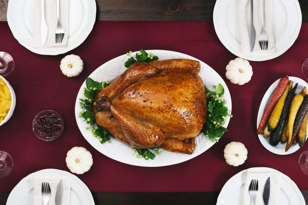 turkey roast, thanksgiving