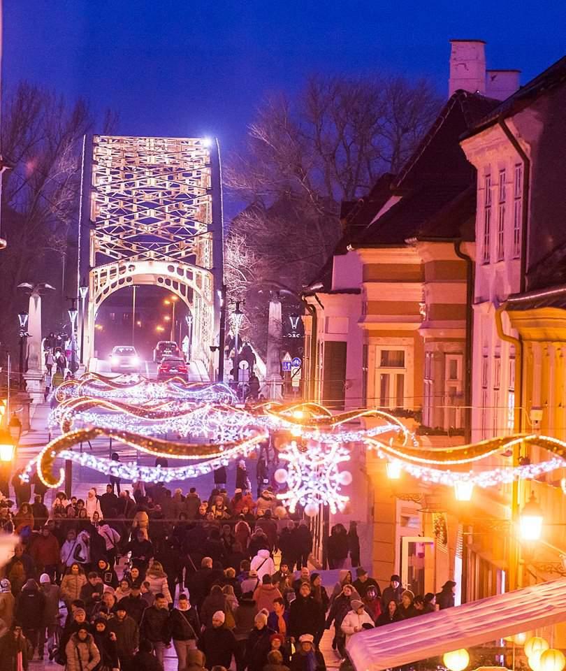 Advent Market Vásár Győr