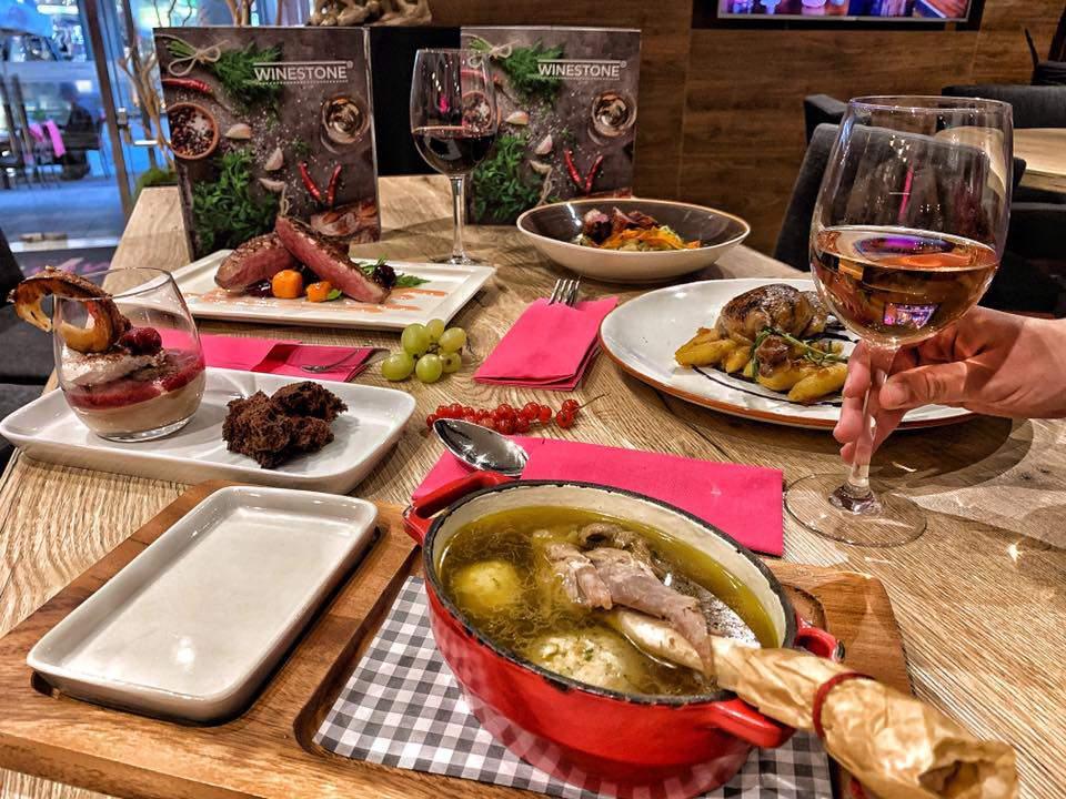 Winestone Budapest Restaurant