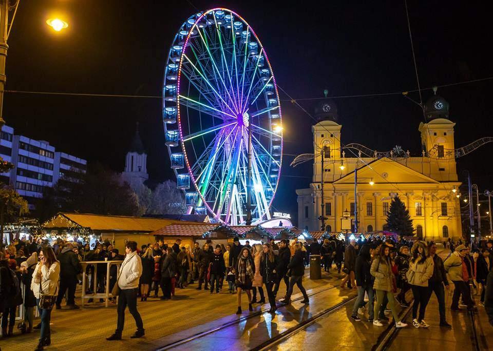 Advent Market Vásár Debrecen