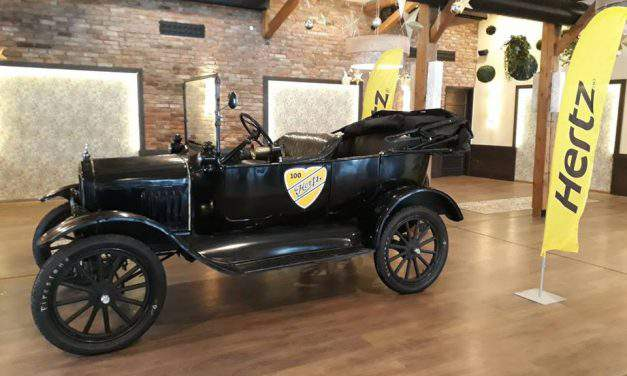 Did you know? The Ford Model T and Hertz Car Rental are of Hungarian origin