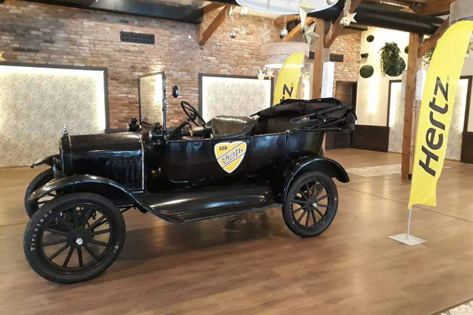 Did You Know? The Ford Model T And Hertz Car Rental Are Of