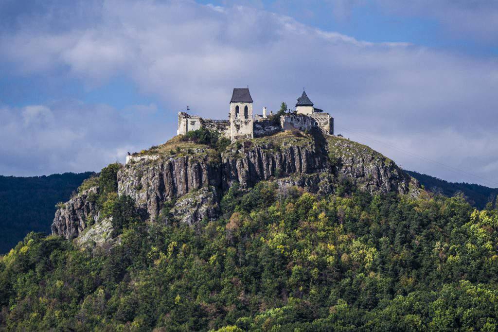 Füzéri Vár Castle Füzér