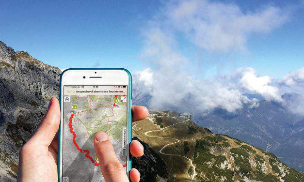 Useful German hiking app comes in Hungarian edition