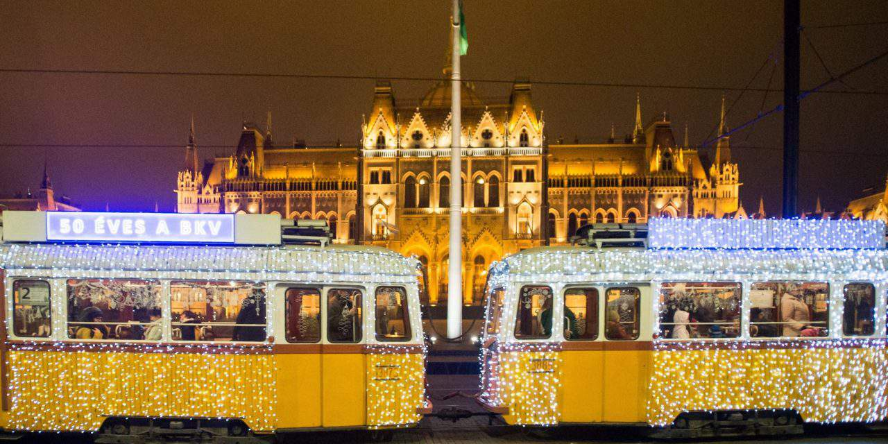 The 10 best ways to spend the winter holidays in Budapest