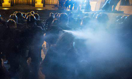 Anti-government protest in Hungary: Police arrest 3 demonstrators last night – Photos