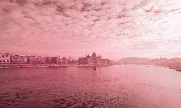Budapest as you have never seen it before – Amazaing infrared photos!