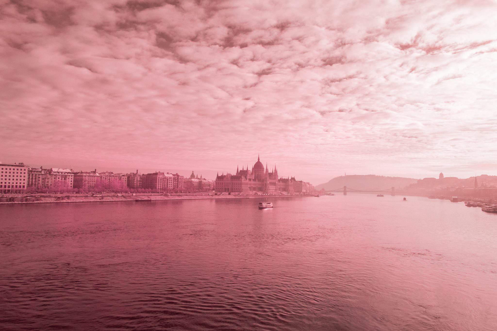 Budapest infrared
