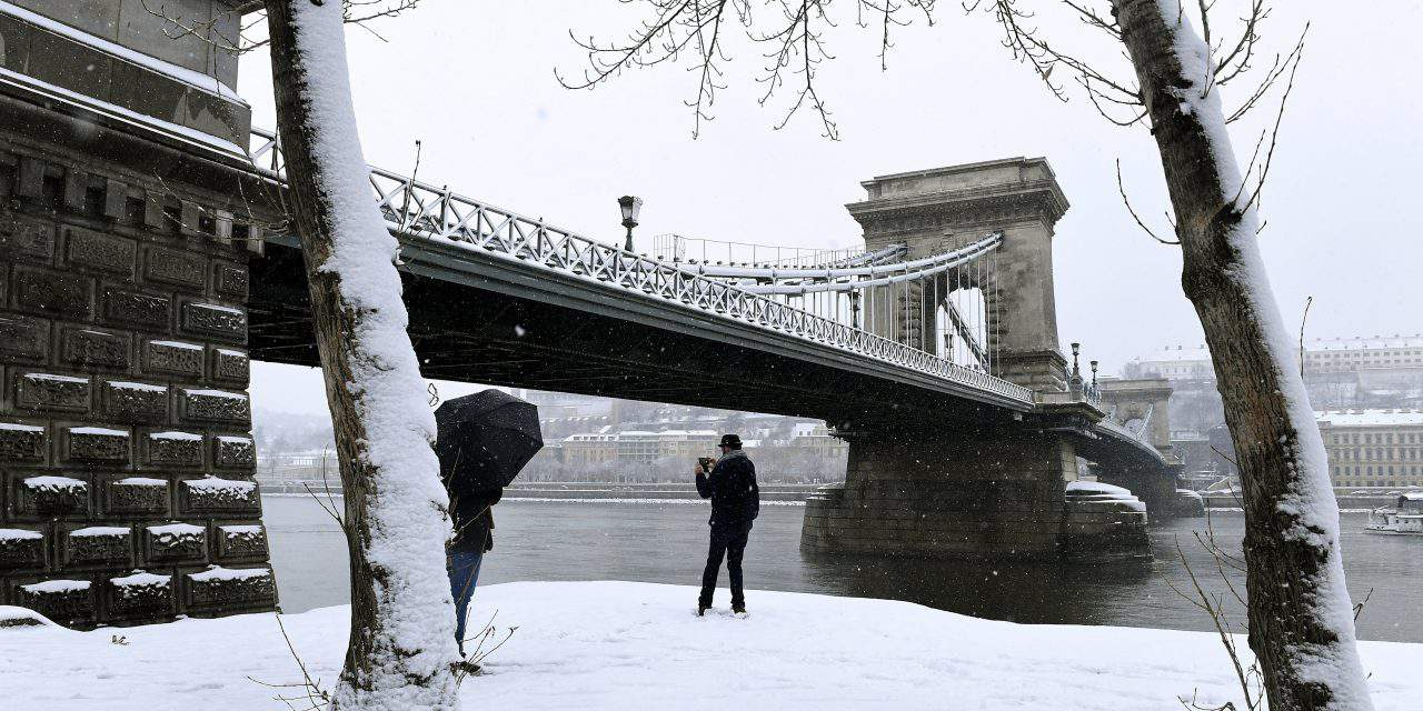 Weather forecast – clouds and snow expected for most of the week – Snowy photo gallery