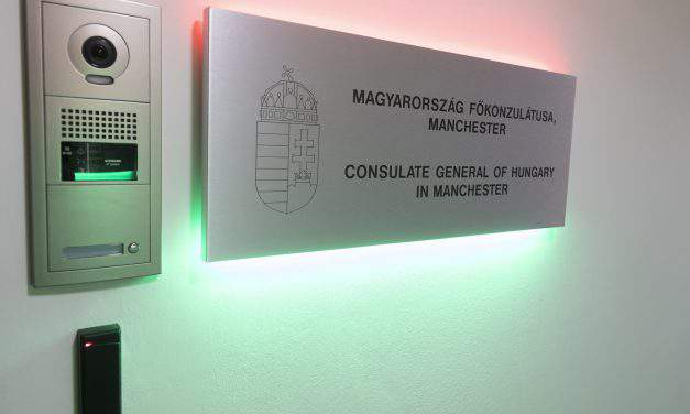 Hungary opens consulate in Manchester and Edinburgh