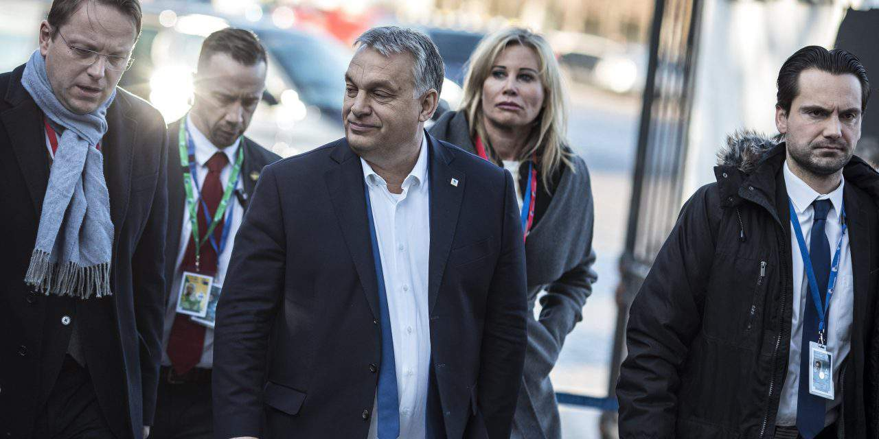 Orbán's letter posted to Fidesz supporters