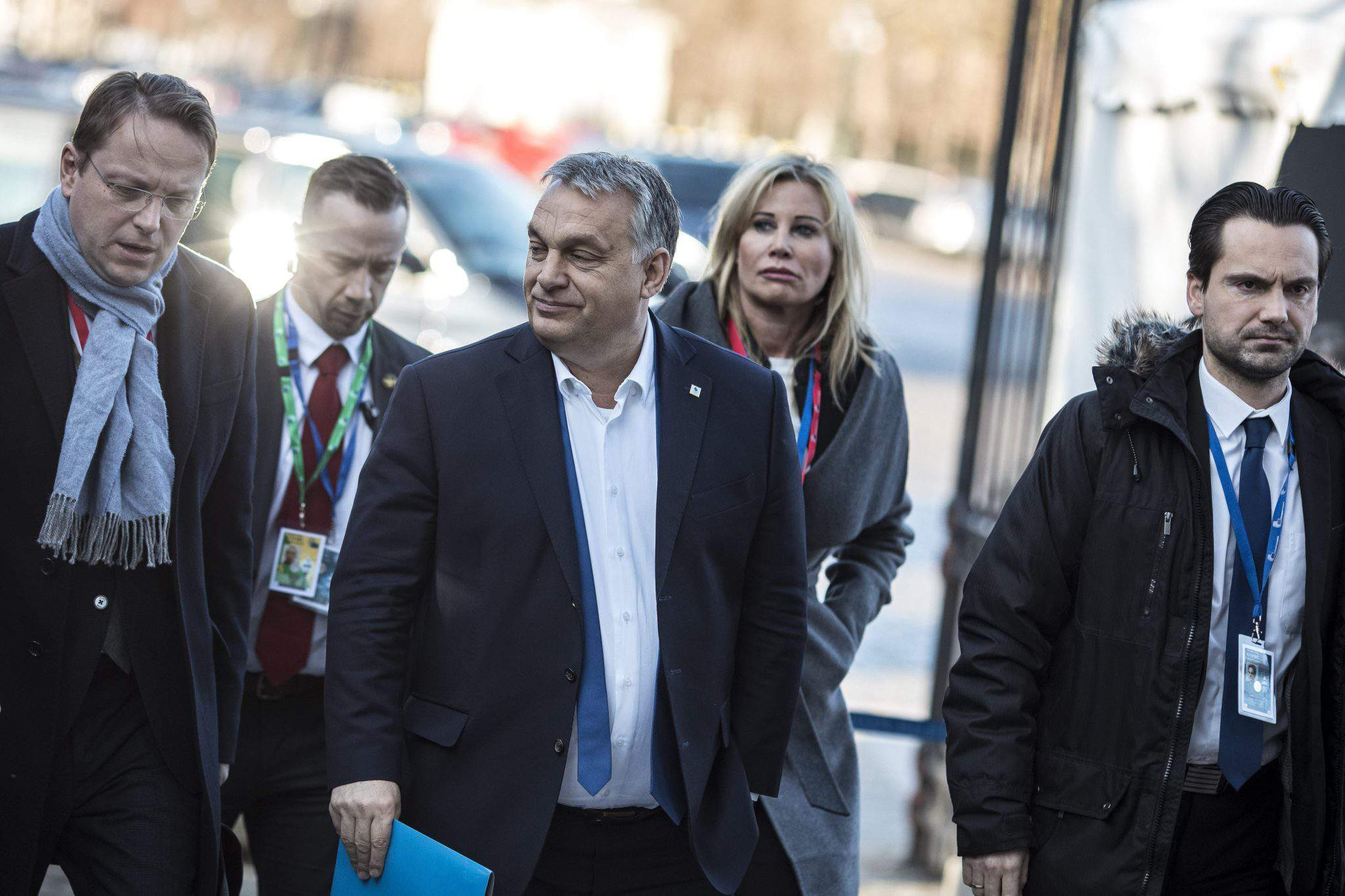 Orbán Brussels EU summit