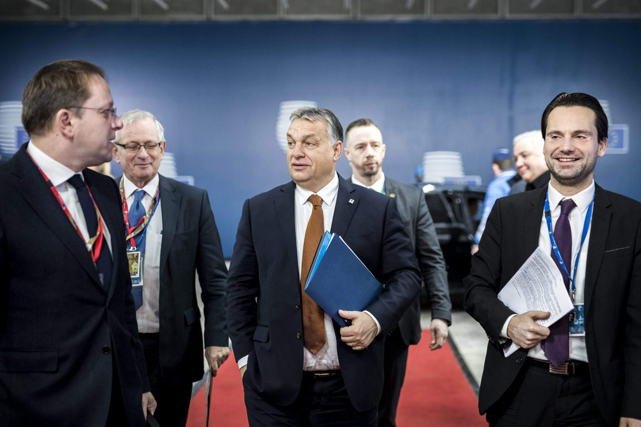 orbán brussels