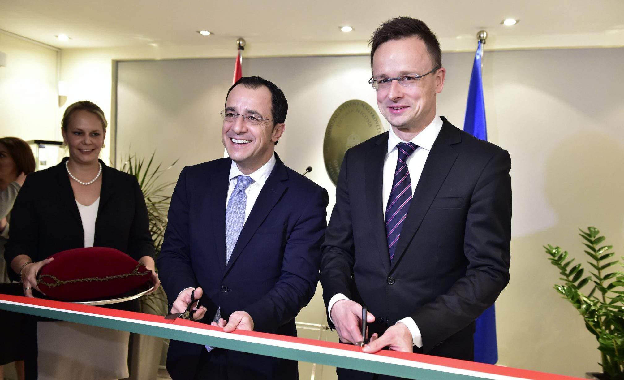 Cyprus Hungary consulate