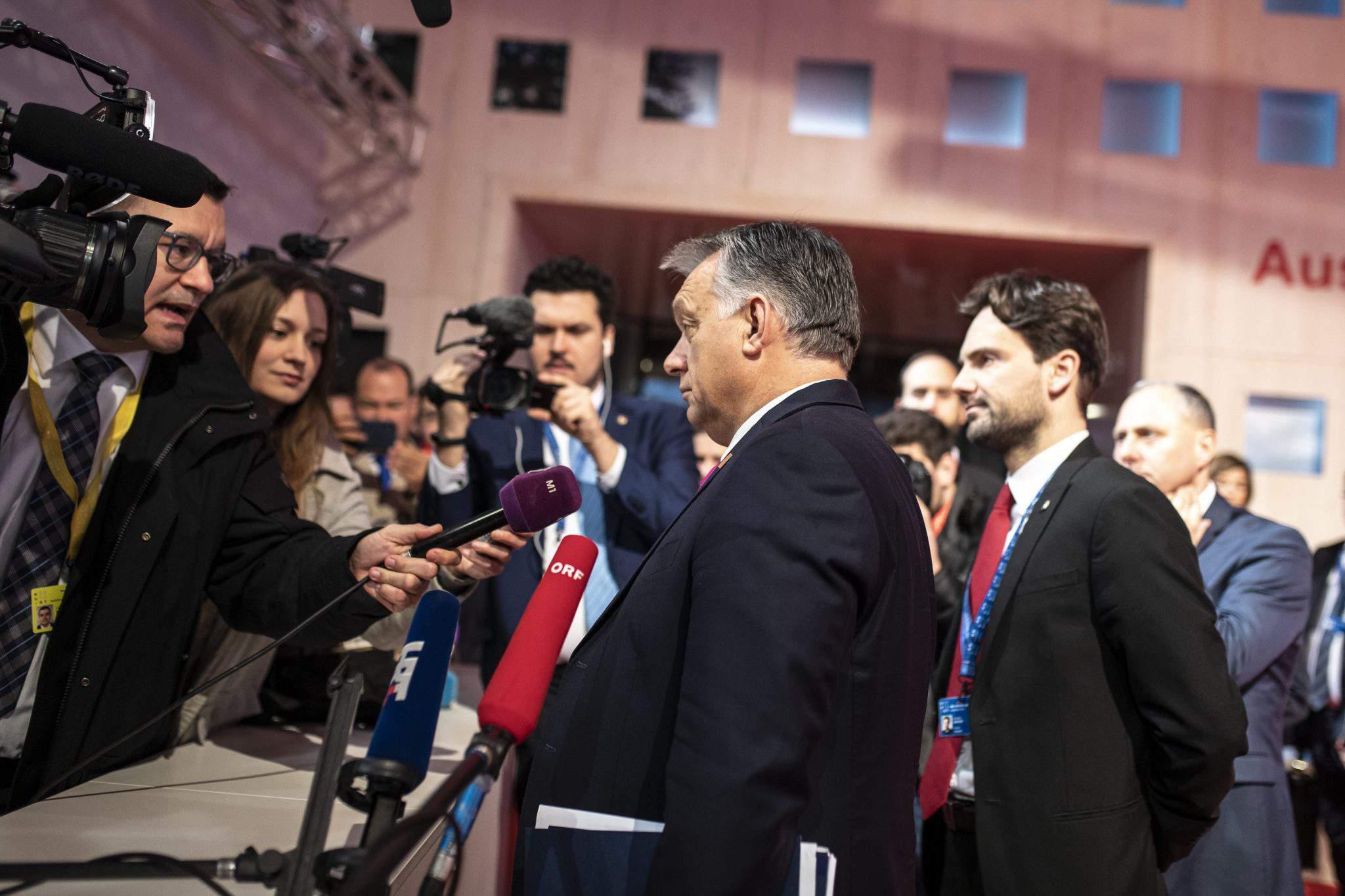 Orbán Vienna