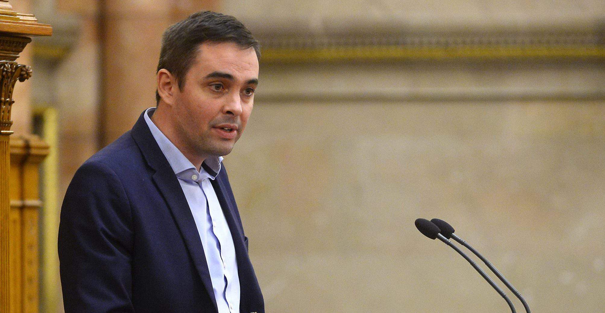 Stummer Jobbik mp parliament Hungary