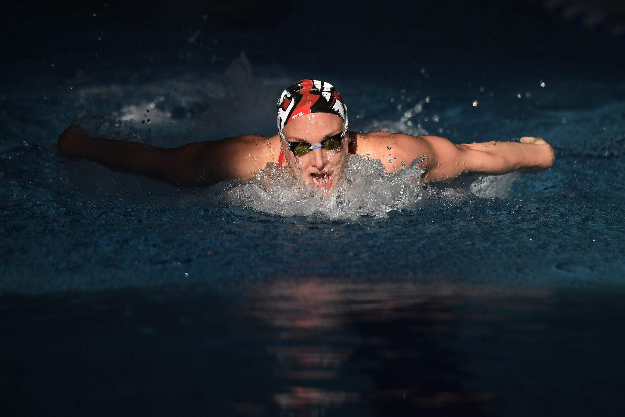 katinka hosszú swimmer