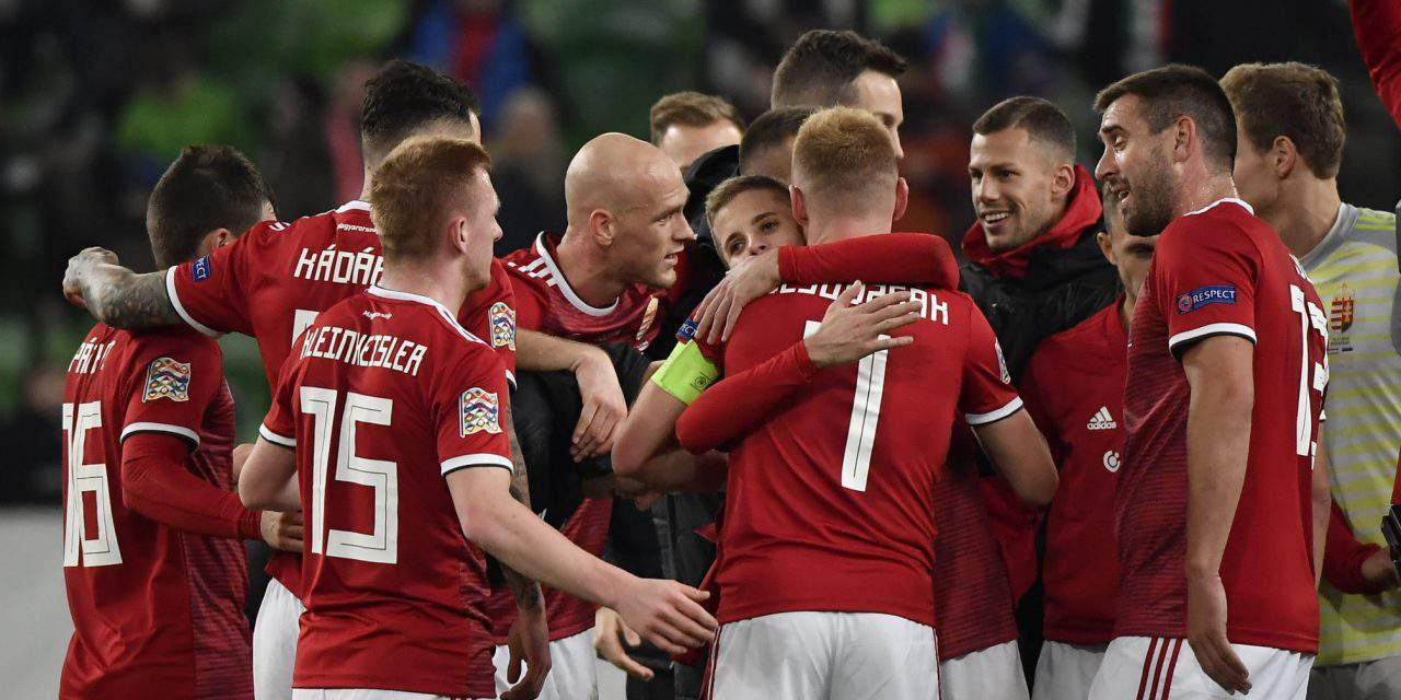 Euro 2020 qualifiers: Hungary face Croatia, Wales, Azerbaijan and Slovakia