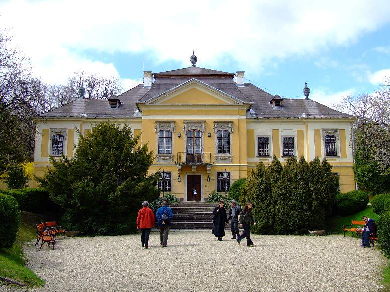 De la Motte Kastély Noszvaj Castle