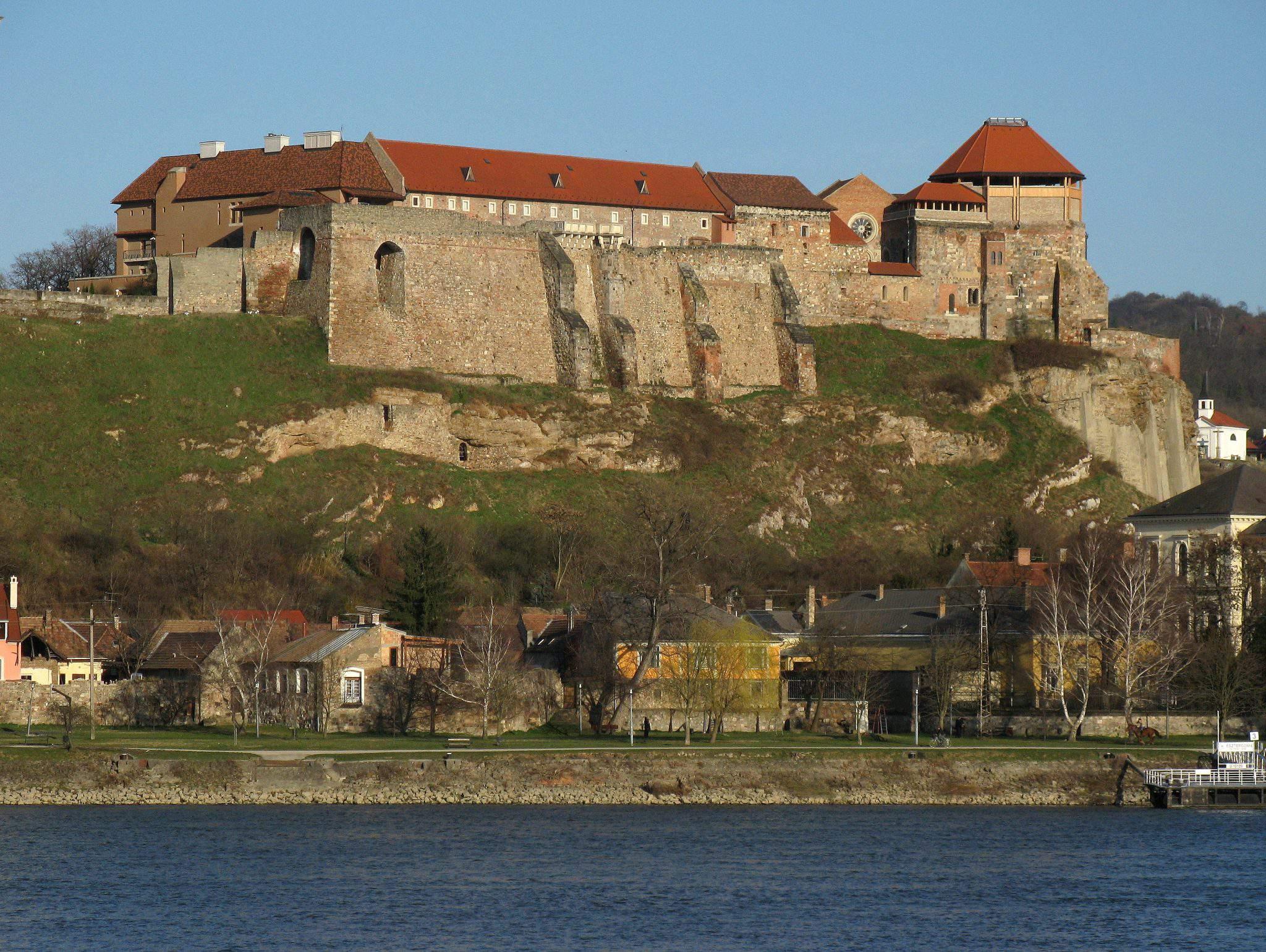 Esztergom Castle Vár