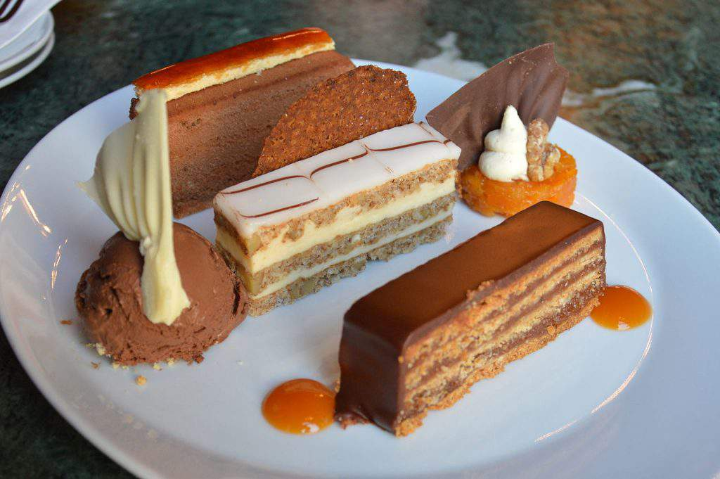 cakes, Hungarian, delicious, traditional