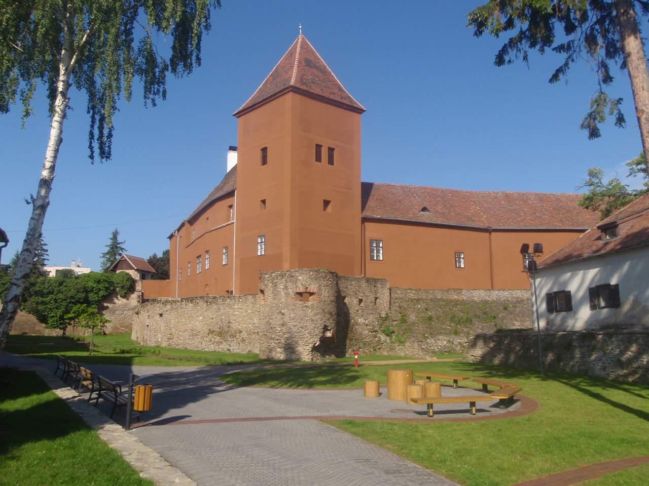 Jurisics Castle Vár Kőszegi