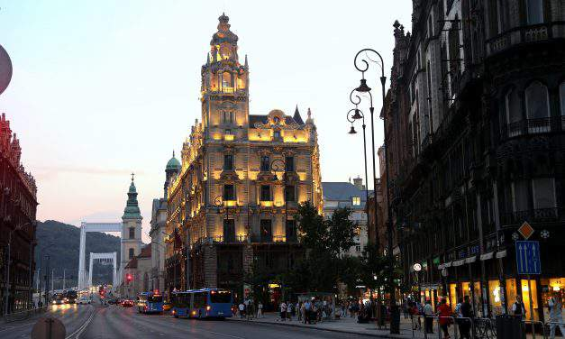 A businessman from Qatar buys the luxury hotel of the Jordanians in Budapest