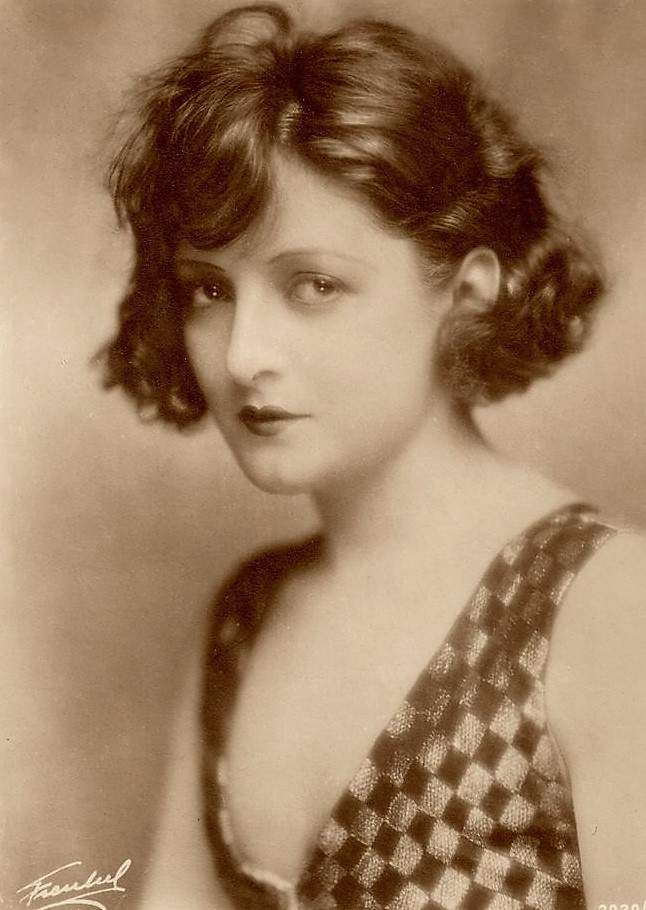 actress, Hollywood, silent, movie