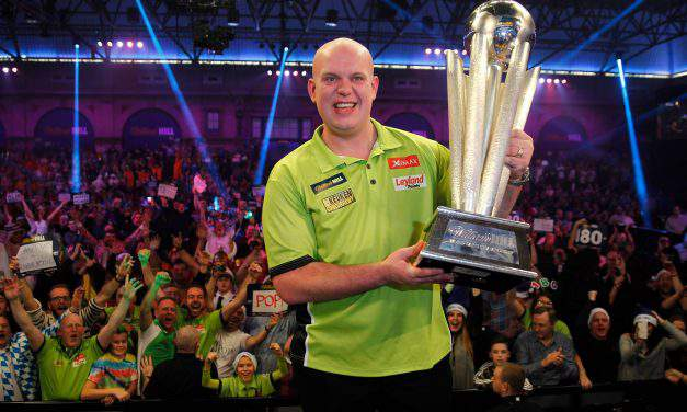 World's greatest darts player coming to Hungary