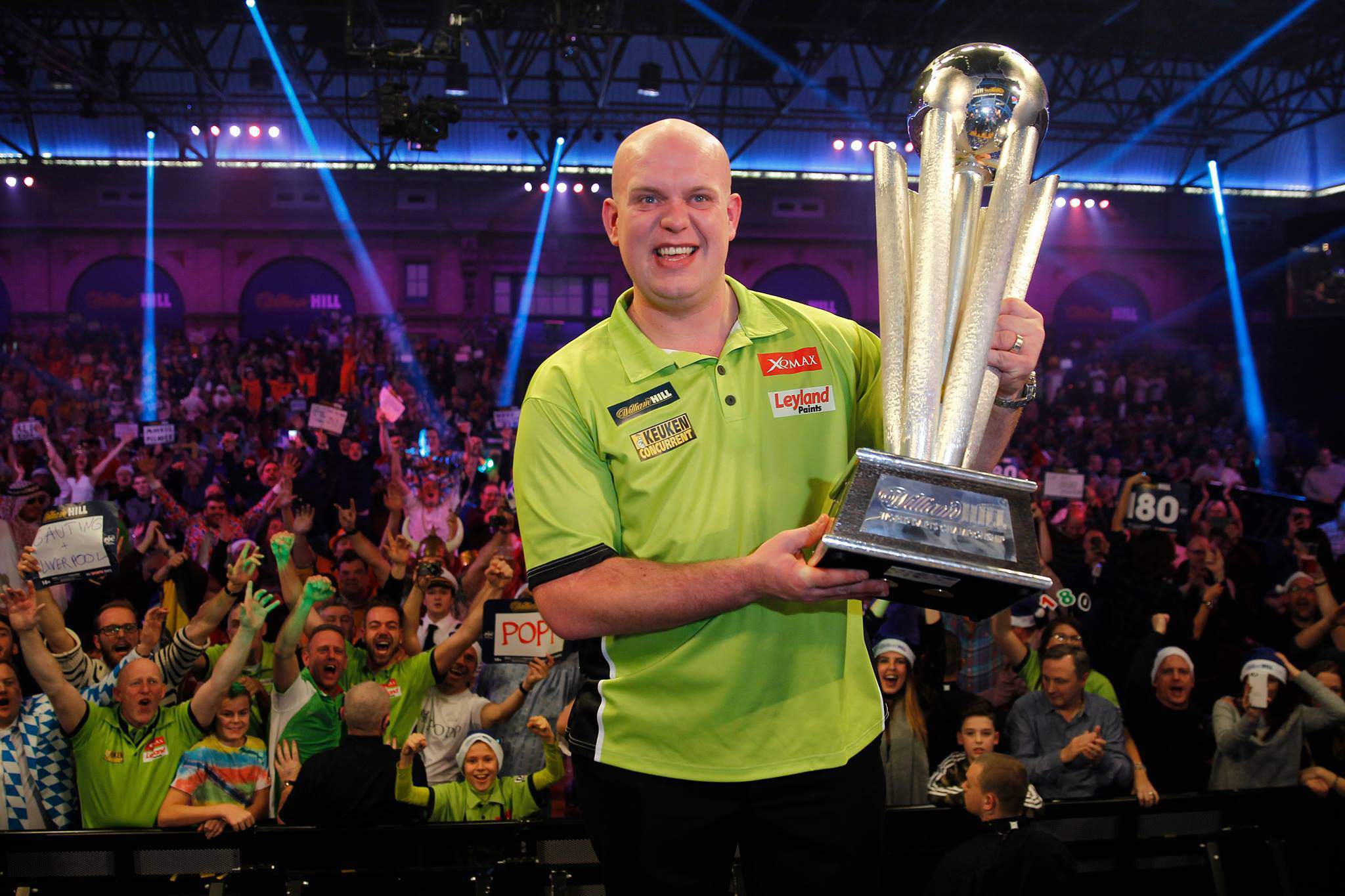 darts, player, sport, champion