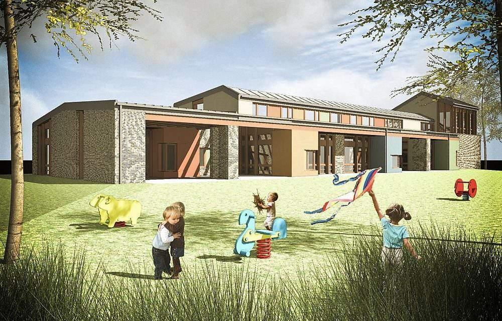 Environmentally friendly kindergarten to be built in Budapest