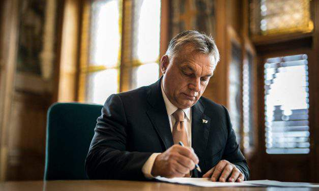 Hungary's number one influencer: PM Orbán