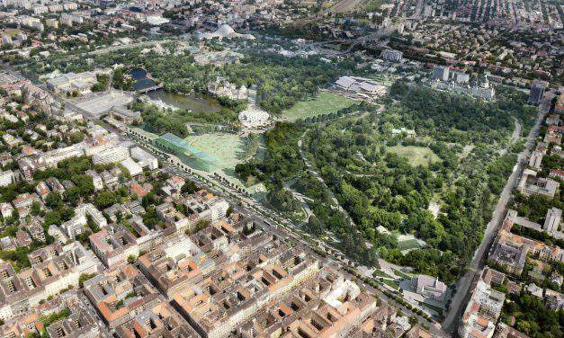 CNN: Buildings that will shape Budapest's look in the future