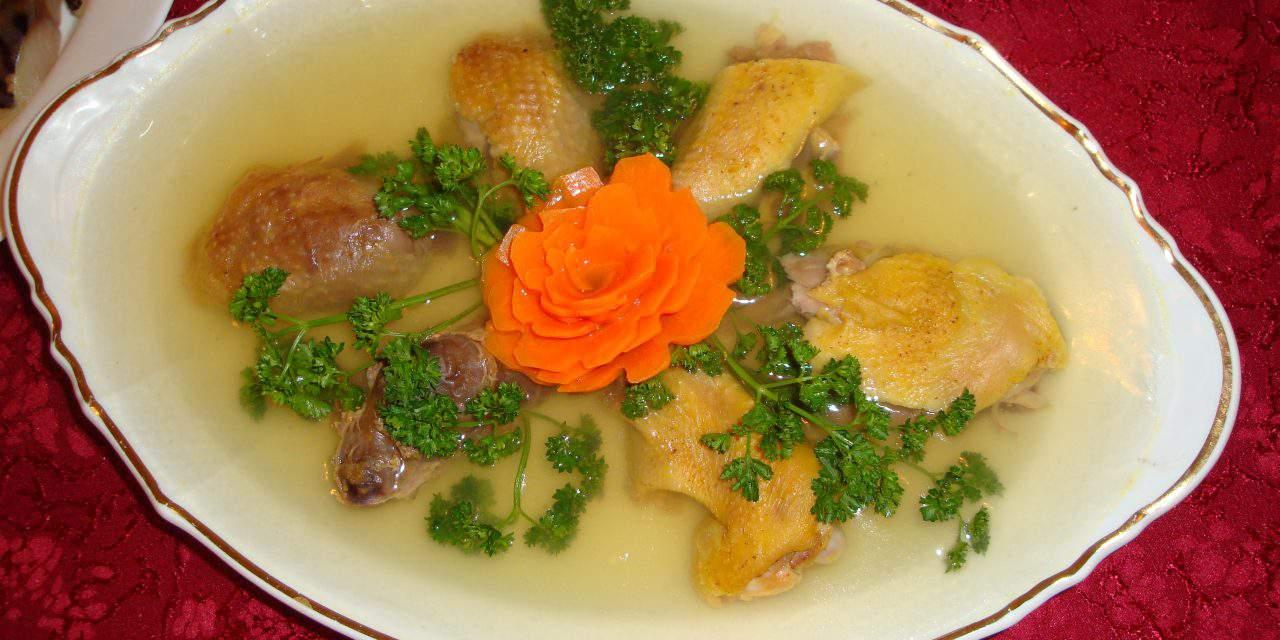 Recipe of the week: Hungarian 'kocsonya' or aspic
