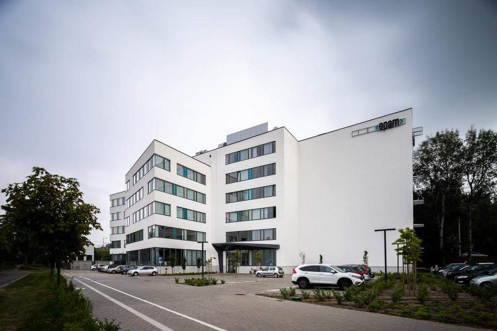 The SZGD Innovation Incubator in Szeged, Hungary
