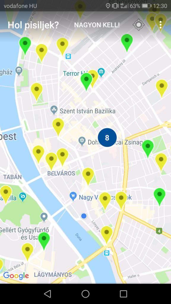 map application