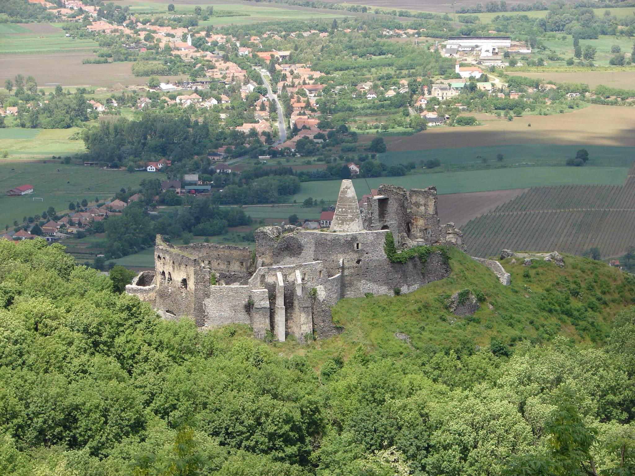Somlói Vár Somló Castle