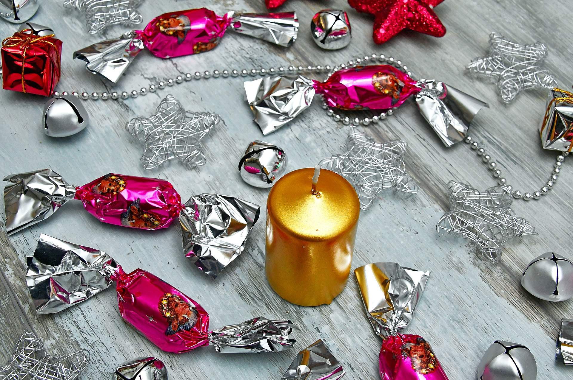 szaloncukor, Christmas, decoration