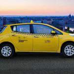 taxi, car, budapest, traffic