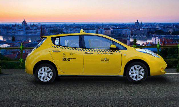 New taxi company established in Budapest