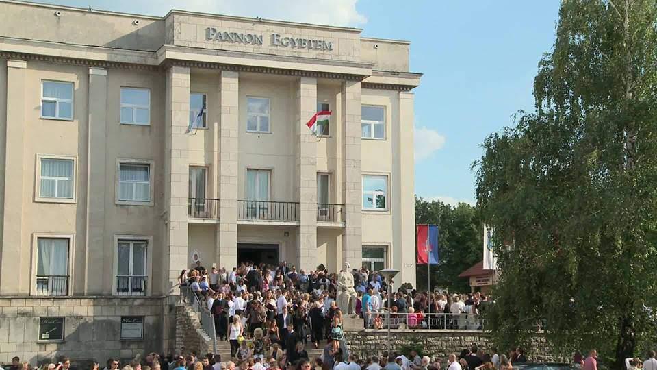 university, building